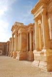 Teatro del Palmyra imágenes de archivo libres de regalías