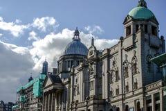 Teatro del ` s della Sua Maestà Aberdeen, Scozia fotografie stock libere da diritti