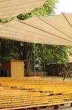 Teatro del verano. Imagenes de archivo