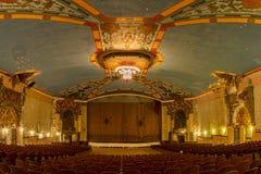Teatro del vintage en HDR Imagen de archivo