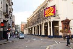 Teatro del West End Immagini Stock