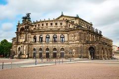Teatro dell'opera fotografia stock