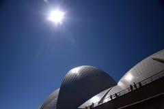 Teatro dell'Opera Australia di Sydney Immagine Stock