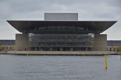 Teatro dell'opera di Copenhaghen Danimarca Fotografia Stock