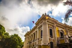 Teatro dell'opera di Hanoi Fotografie Stock Libere da Diritti