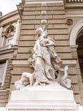 Teatro dell'Opera di Odessa Alta arte Immagini Stock