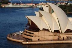 Teatro dell'Opera di Sydney Fotografia Stock