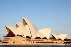 Teatro dell'Opera di Sydney Fotografie Stock Libere da Diritti