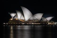 Teatro dell'Opera di Sydney, Australia Immagine Stock