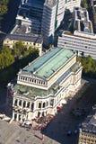 Teatro dell'opera famoso a Francoforte, Immagini Stock Libere da Diritti