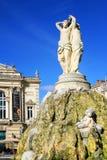 Teatro dell'opera a Montpellier, Francia fotografia stock