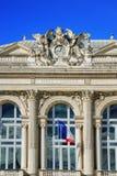 Teatro dell'opera a Montpellier, Francia fotografia stock libera da diritti