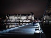 Teatro dell'Opera a Oslo Fotografia Stock Libera da Diritti