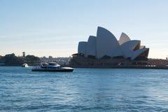 Teatro dell'opera Sydney Fotografie Stock Libere da Diritti