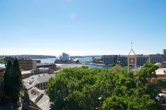 Teatro dell'opera Sydney Fotografia Stock Libera da Diritti