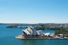 Teatro dell'opera Sydney Immagini Stock Libere da Diritti