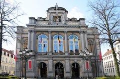 Teatro della città immagine stock