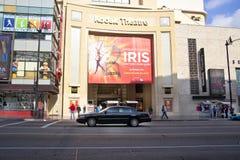 Teatro della Kodak Immagine Stock