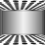 Teatro dello schermo di immagine Immagine Stock