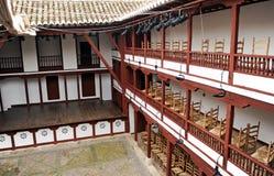 Teatro di Almagro, Spagna Immagine Stock