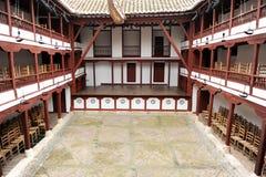 Teatro di Almagro, Spagna Fotografie Stock Libere da Diritti
