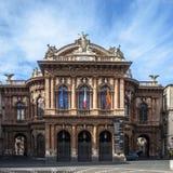 Teatro di Bellini Immagini Stock Libere da Diritti