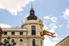 Teatro di Calderon immagine stock libera da diritti