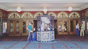Teatro di Castro Immagine Stock