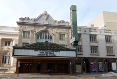 Teatro di Coronado Immagini Stock