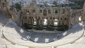 Teatro di Dionysus Fotografie Stock