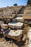 Teatro di Dionysus Eleuthereus fotografia stock libera da diritti