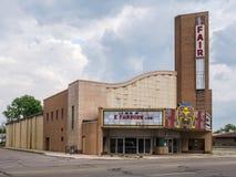 Teatro di Fairborn fotografia stock
