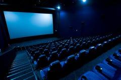 Teatro di film Fotografie Stock