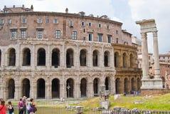 Teatro di Marcello Immagini Stock