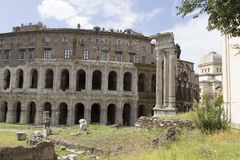 Teatro di Marcello Royalty Free Stock Photo