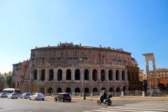 Teatro di Marcello Stock Photos