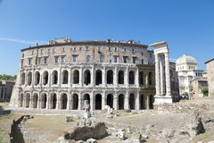 Teatro di Marcello, Rome Royalty Free Stock Photography
