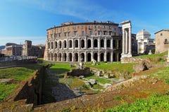 Teatro di Marcello. Theatre of Marcellus. Rome. Italy Stock Image