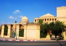 Teatro di Marrakesh Fotografie Stock