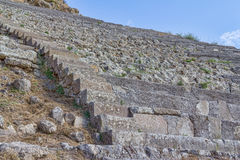 Teatro di Pergamon Fotografia Stock