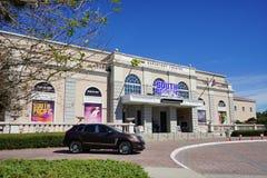 Teatro di repertorio storico di Asolo Fotografia Stock