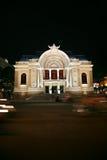 Teatro di Saigon Fotografia Stock
