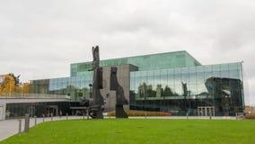 Teatro di varietà Helsinki Finlandia immagini stock libere da diritti
