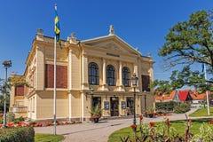 Teatro di Ystad fotografie stock