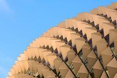 Teatro do Esplanade de Singapore Fotografia de Stock Royalty Free