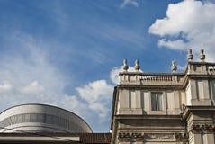 Teatro do La Scala Fotografia de Stock Royalty Free