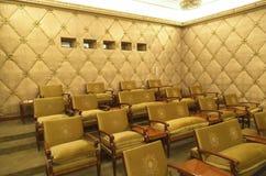Teatro do palácio de Ceausescu fotografia de stock royalty free
