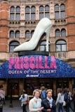 Teatro do palácio em Londres Foto de Stock Royalty Free