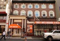 Teatro do ` s de Haye, Broadway, New York City Fotografia de Stock Royalty Free