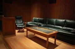 Teatro domestico Fotografia Stock